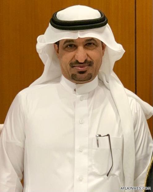 ترقية ناصر الشغاثرة لمستشار مالي بالمرتبة الرابعة عشر