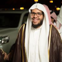 الشيخ ناصر آل عصفور يحصل على الماجستير