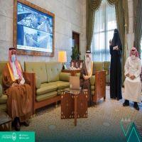 اجتماع سفراء لجنة تنمية شؤون الأسرة  بمجلس منطقة الرياض